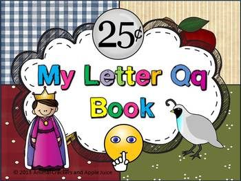 My ABC Book: The Letter Q