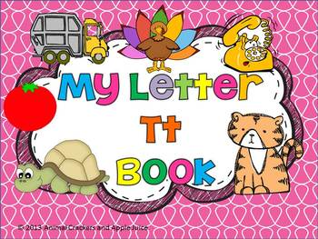 My ABC Book: The Letter T