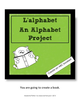 My ABCs - An Alphabet Book Project