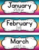 My ASL Watercolor  Calendar