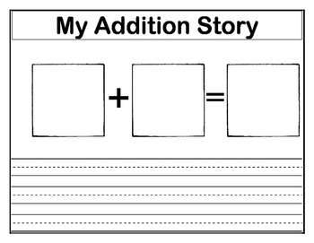 My Addition Story
