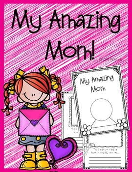 My Amazing Mom! Mother's Day FREEBIES