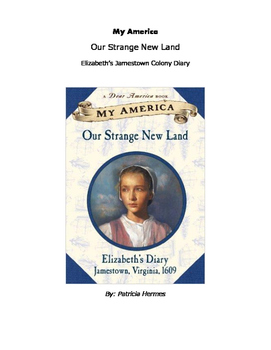 My America: Our Strange New Land STUDY GUIDE