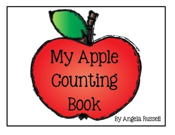 Fall ~ My Apple Counting Book