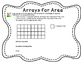 My Area and Perimeter Book (Printable Unit & Anchor Experi