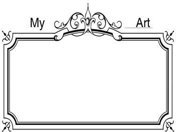 My Art Page