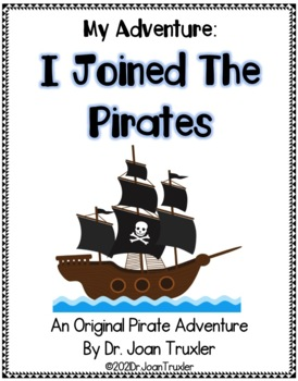 Join the Pirates! (Preschool)