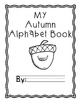 My Autumn Alphabet Book