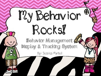 My Behavior ROCKS!  Behavior Management & Tracking System