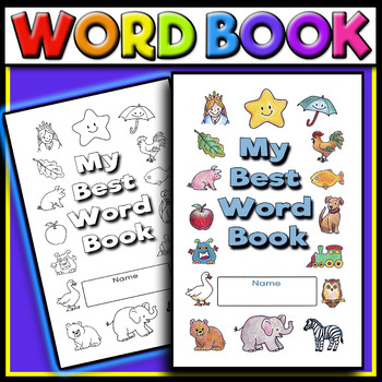 My Word Book - for Writing, Spelling and Vocabulary
