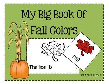 My Big Book Of Fall Colors