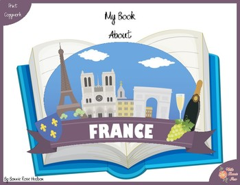 My Book About France