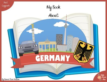 My Book About Germany