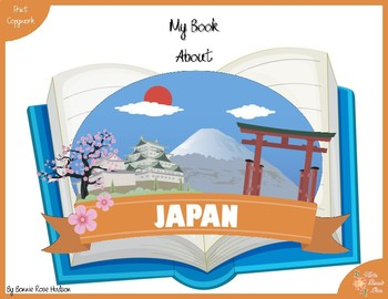 My Book About Japan