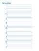 My Book Report Journal