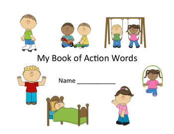 My Book of Action Words