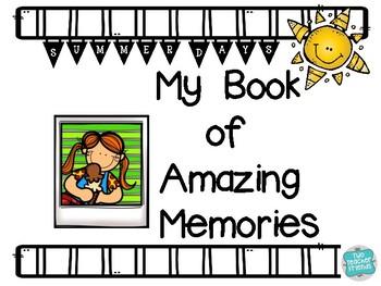 My Book of Amazing Memories