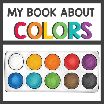 All About Colors / Emergent Reader
