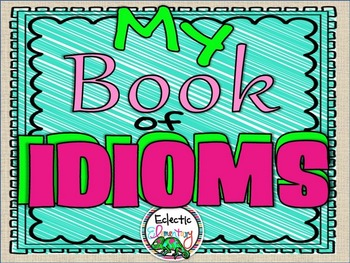 My Book of Idioms