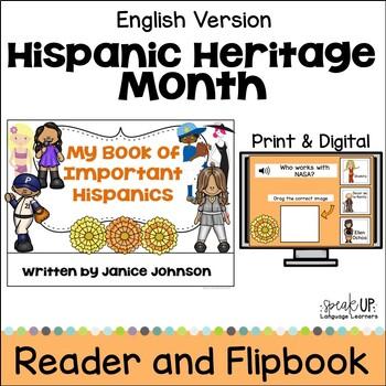My Book of Important Hispanics {Hispanic Heritage Month} R