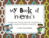 My Book of Inventors