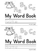 My CVC Word Book