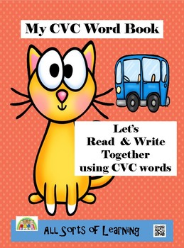My CVC Word Book