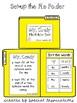 My, Candy (y as a vowel) File Folder Sort (Orton-Gillingham)