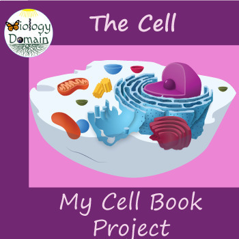 My Cell Book Activity