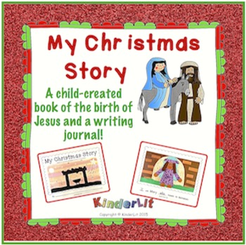 My Christmas Story - A Book About the Nativity