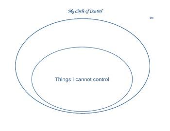 My Circle of Control
