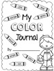 My Color Journal - A colorful journal for colors in Englis