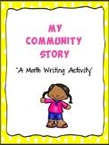 My Community Math Story