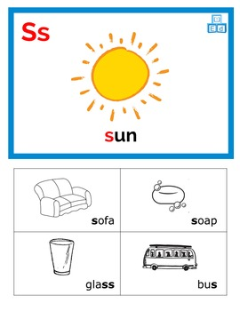 Phonics Posters and Worksheets