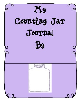 My Counting Book Journal K.CC.4, K.CC.5, K.OA.1, K.OA.2