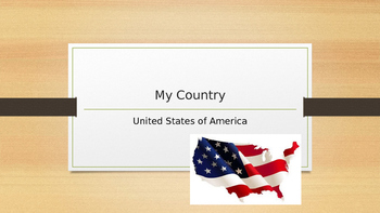 My Country: USA