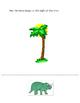My Dinosaur Book- positional words