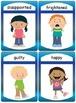 Emotions Scenario Cards