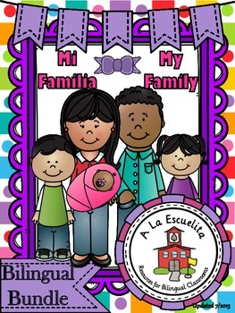 My Family Bilingual Bundle