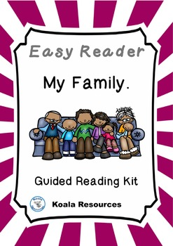 My Family Easy Reader