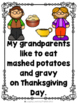 My Family Likes Thanksgiving Day (A Sight Word Reader and