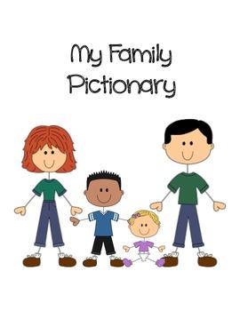 My Family Pictionary