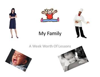 My Family Theme
