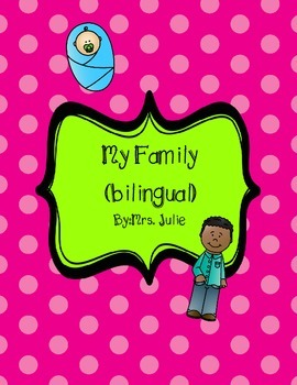 My Family bilingual games