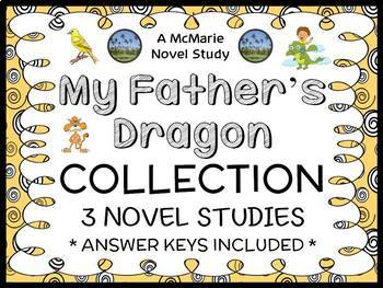 My Father's Dragon COLLECTION (Ruth Stiles Gannett) All 3