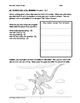 My Father's Dragon: WRITING PACKET Five writing assignment