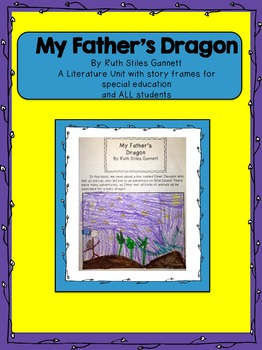 3rd Grade Literature Journal My Father's Dragon