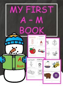 My Mini First A - M Book