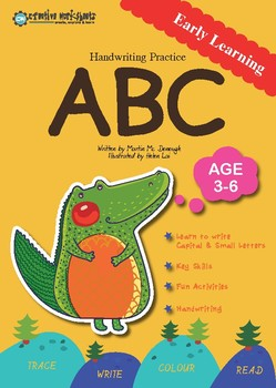 My First ABC Handwriting Book
