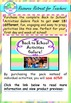 My First Day Poem Back to School First Day Fun, Printable